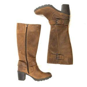 Boc Women's Leather Boots Sz 10